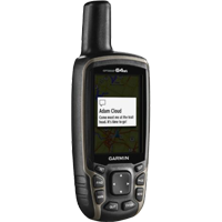 Garmin GPSMAP 64st - outdoor GPS