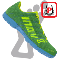 inov-8 F-Lite 240 (női) futócipő (zöld-kék) Precision Fit 9b674b6ba0
