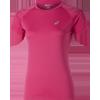 c8684e31a2 Asics Stripe SS Top (női) rövid ujjú futófelső (rózsaszín)
