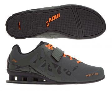inov-8 Fastlift 335 (férfi) súlyemelőcipő (kakukkfű-fekete-narancs) 5e31fd5caf