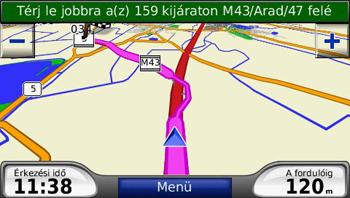 magyarország gps térkép letöltés NaviGuide Magyarország v6.3   Garmin GPS ekhez magyarország gps térkép letöltés
