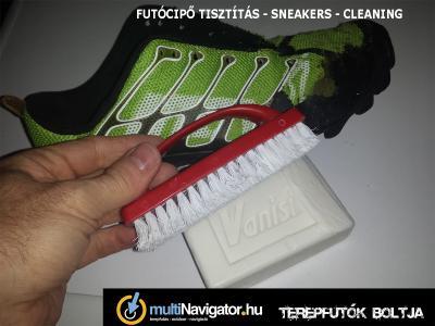 e867330b7565 A cipő tisztítása - hidd el többet segít mint árt a körömkefe