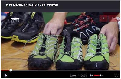 Egy videó ahol említést kap a futócipő tisztítás jelentősége egy saras  Spartan Race futást követően bfef6053b5