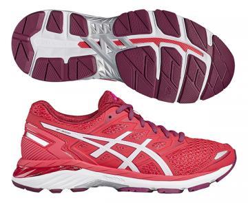 Asics GT-3000 5 (női) futócipő (rózsaszín-fehér-sötétlila) 6856eba4e9