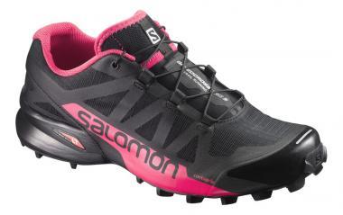 Salomon SpeedCross Pro 2 női terepfutócipő (fekete-pink-fekete) 622afa68c6