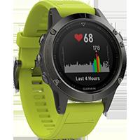 Garmin Fenix 5 GPS-es multisport óra - HASZNÁLT TERMÉK 291e8629ab