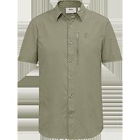 2ad4415e55 FjällRäven Abisko Hike Shirt hosszú-ujjú férfiing (khaki)
