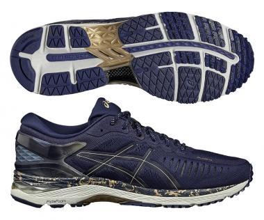 bab9c355b0 Az Asics Metarun prémium minőségű futócipő a futócipők Lamborginije. A  cipőt a már jól ismert és az Asics zászlóshajójának számító kayano modell  az alapja.